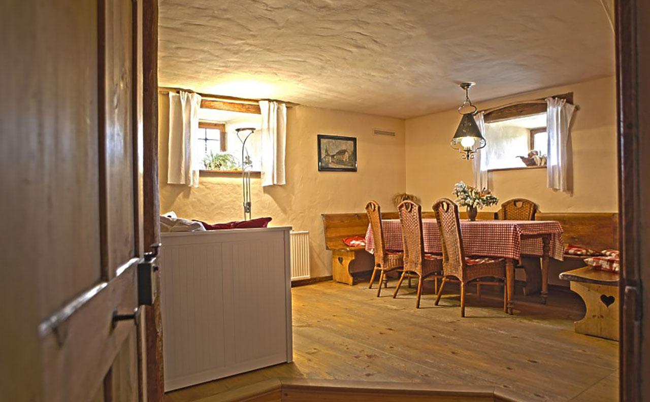 Apartment für 6 - 10 Edelleute