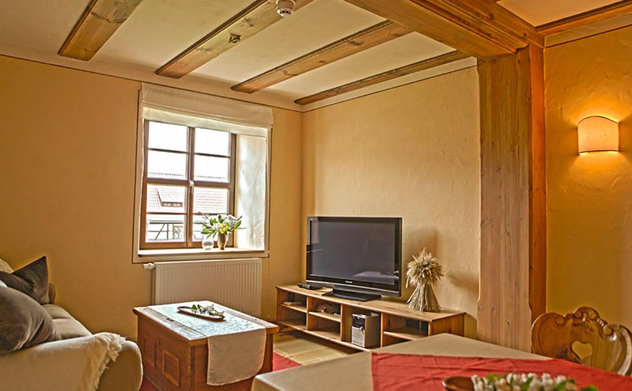 Apartment für 4 - 6 Edelleute